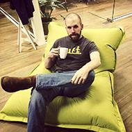 Scott-testing-beanbag